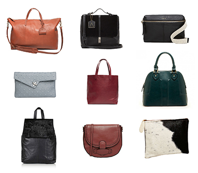 Our foolproof guide to handbag terminology