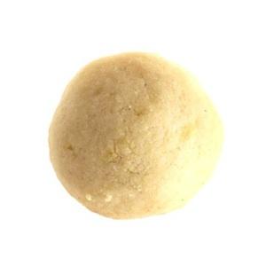 Cardamom-lime shortbread balls
