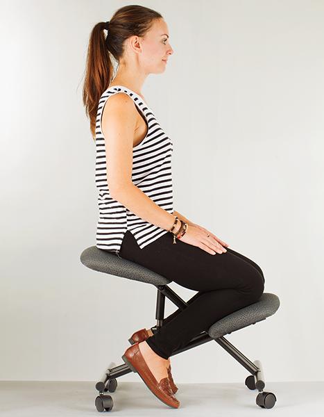 Global kneeling chair
