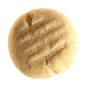 Gluten-free shortbread balls