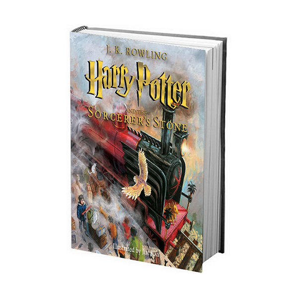 an examination of the novel harry potter and the sorcerers stone by j k rowling In september 1998, 20 years ago, harry potter and the sorcerer's stone was published in the united states i was around harry's age at the time and like many kids, i was instantly hooked when i started reading jk rowling 's debut book.