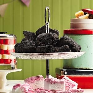 Marshmallow coals