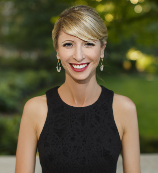 Amy Cuddy photographed at Harvard Business School