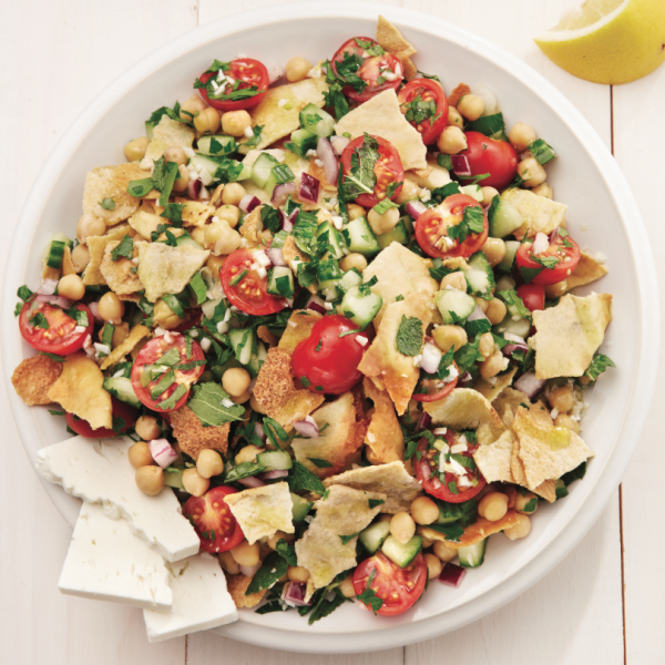 Middle Eastern Fattoush