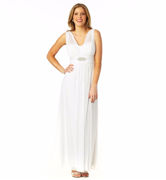 10 Affordable Wedding Dresses Starting At 50