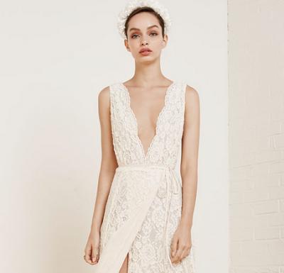 Reformation-Francesca--wedding-dress