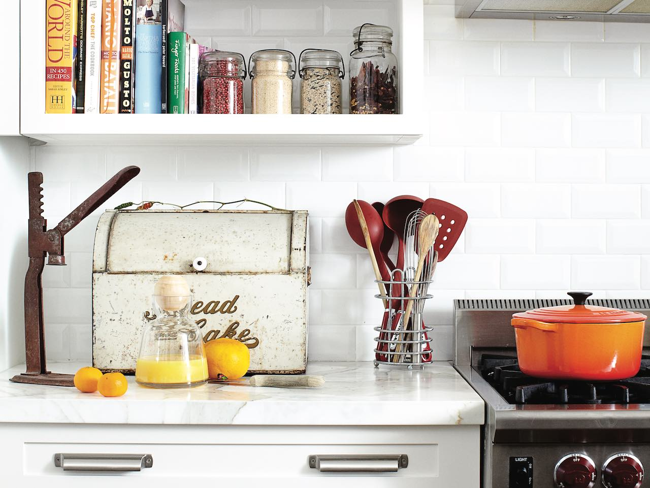 How To Organize Your Entire Kitchen In Just 5 Steps