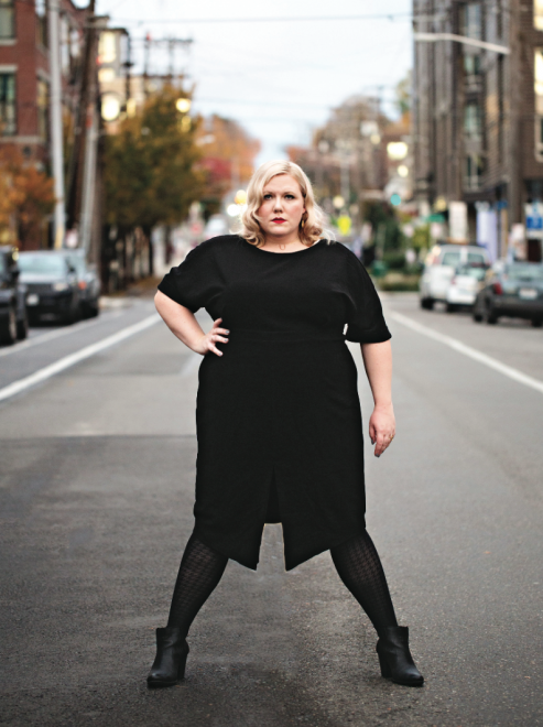 Lindy West on how to be a vibrant, happy fat woman
