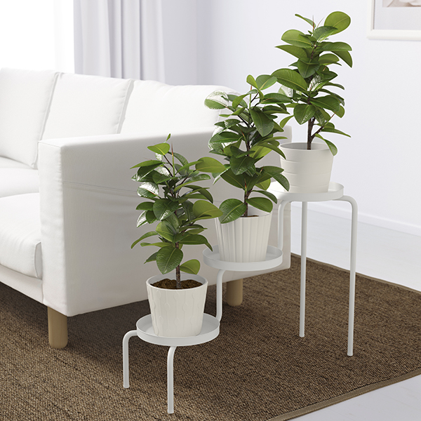ikea plant stand 5 surprising ways to refresh your indoor decor with plants 11799