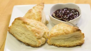 Baking school: How to make scones