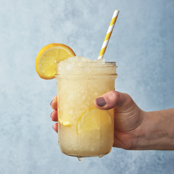 Lemonade Slushy