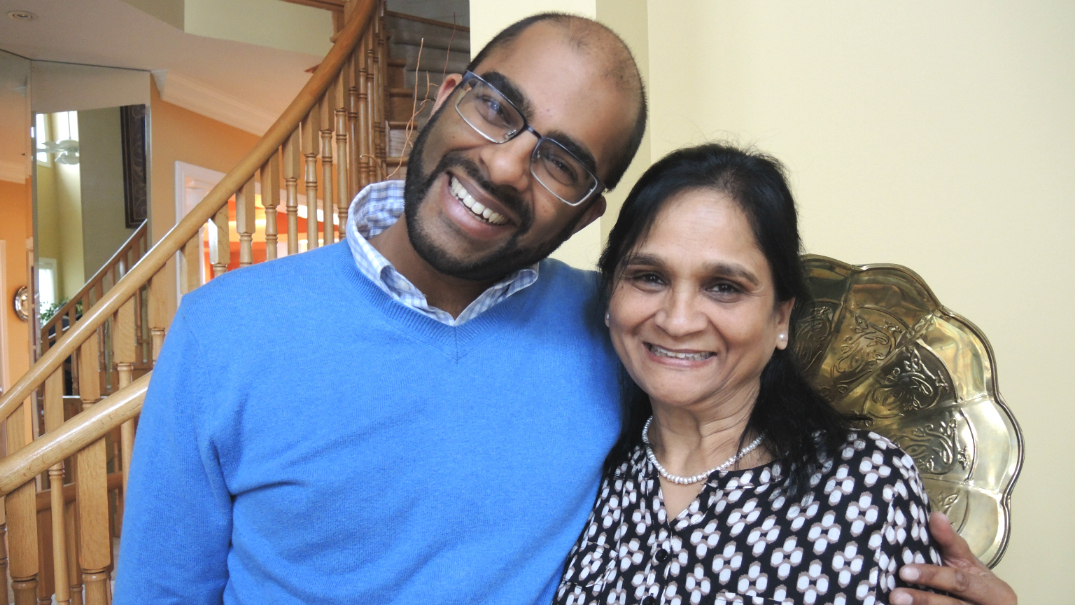 How Sushma Agarwal came to accept her gay son