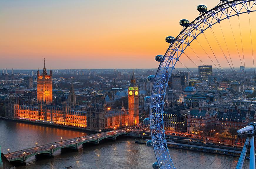 London, England. U.K.