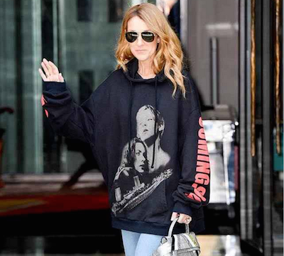 Let's talk about how everyone's loving Céline Dion's new look