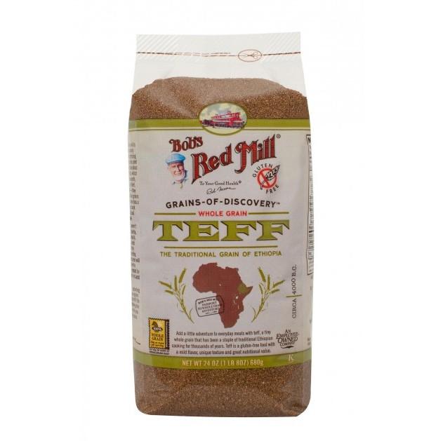 Ethiopian ancient grain_Bob's Red Mill Teff grain