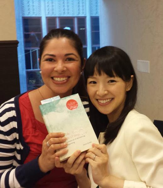 Vancouver-based Marie Kondo consultant Marina Ramalho.