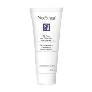 How to get rid of blackheads: Neostrata Oil Free Gel Cleanser for Chatelaine