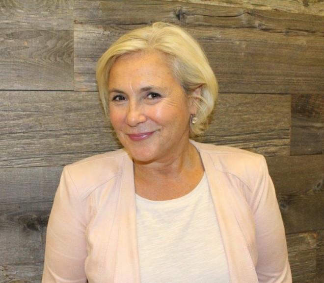 Comedian Cathy Jones