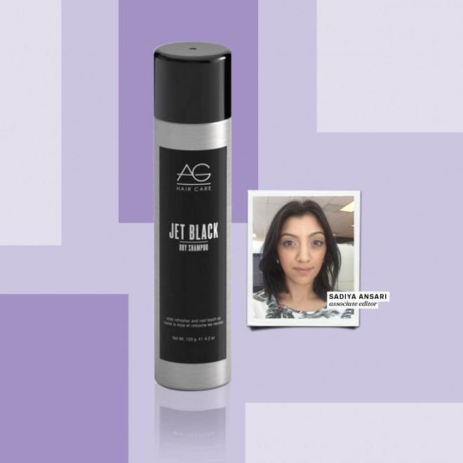 Grey hair colour root touch up spray AG