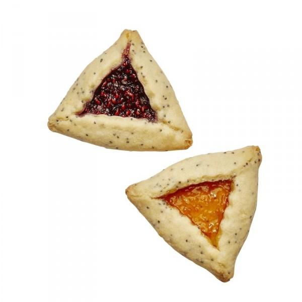 Hammentaschen holiday cookies
