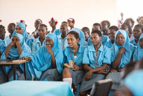 Kakuma girls