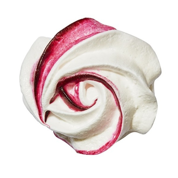 Christmas meringue swirls holiday cookies