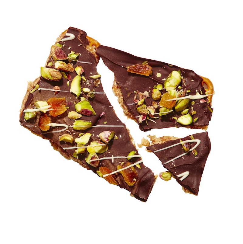 Pretzel toffee crack
