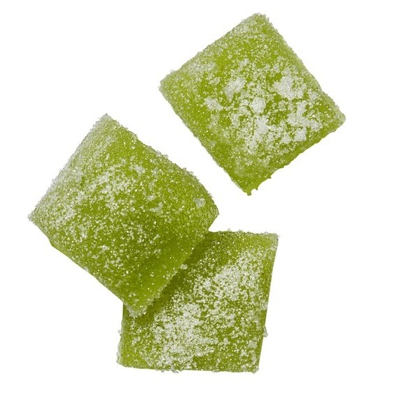 Cider gelée candies