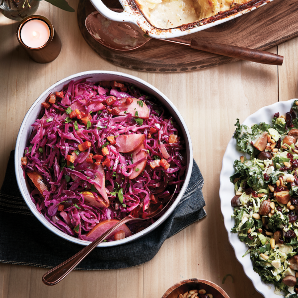 Sweet and sour cabage salad