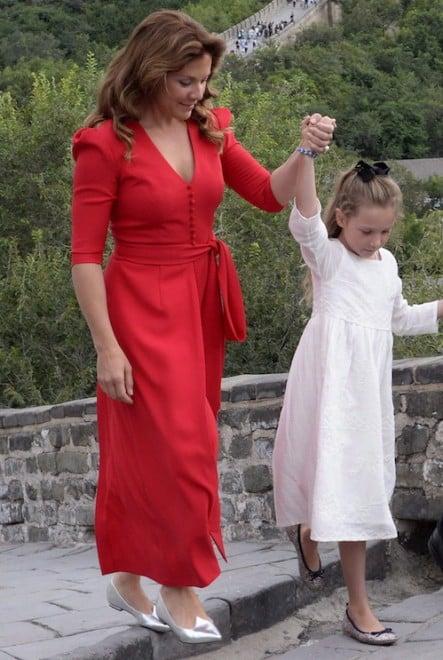 Sophie Gregoire Trudeau Canadian fashion