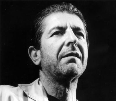 Mandatory Credit: Photo by Lennart Perlenhem/REX/Shutterstock (740776a) Leonard Cohen Leonard Cohen - 1985