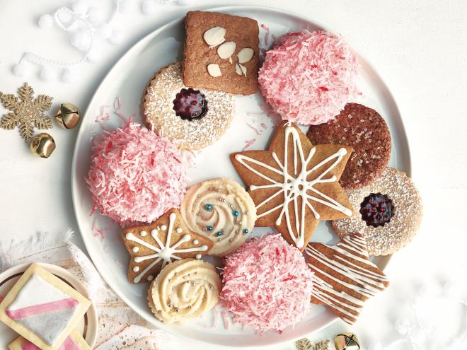 Chatelaine December Christmas Cookies