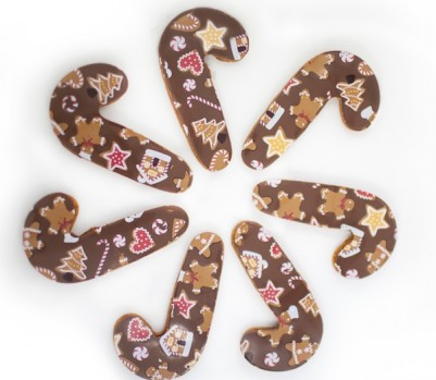 Nadège gingerbread cookies