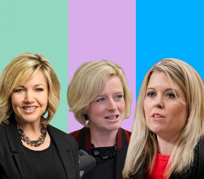 Women speak out about sexism in Canadian politics