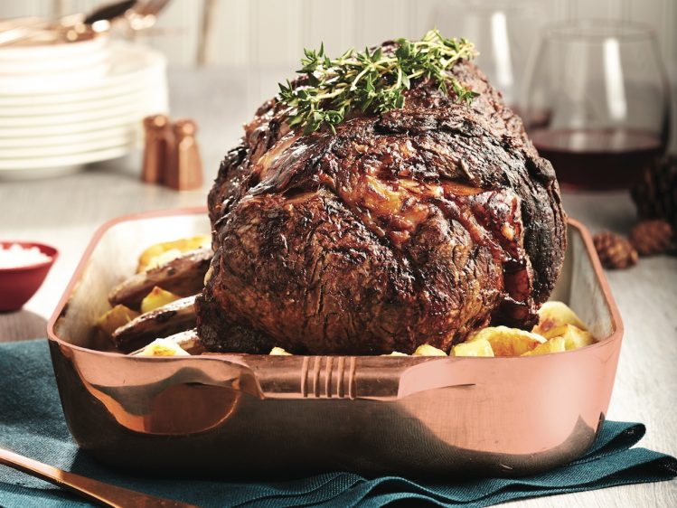 Ultimate roast beef and gravy