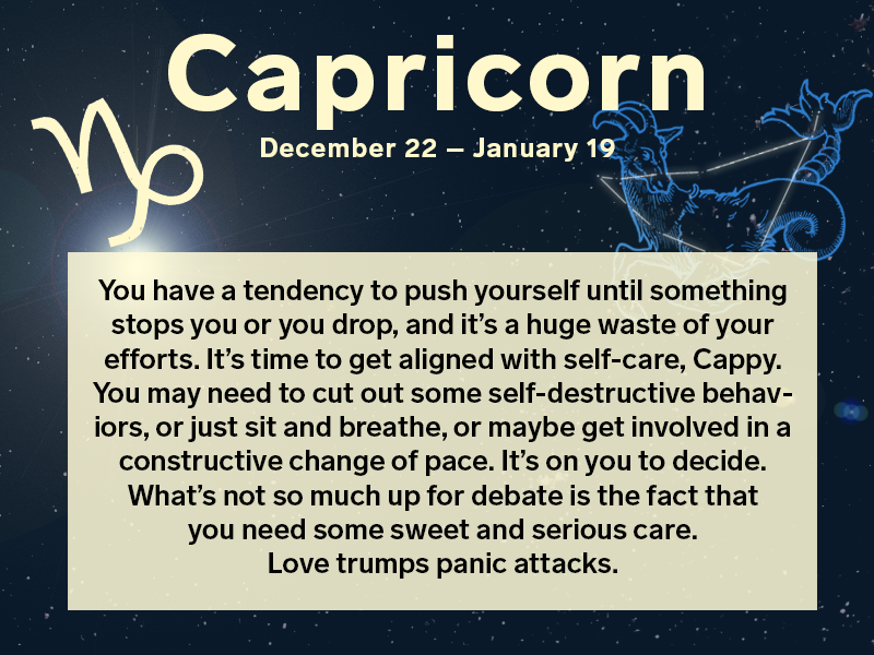 horoscope december 7 capricorn or capricorn