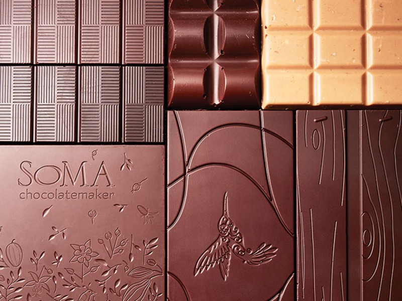 Best Canadian Chocolate bars