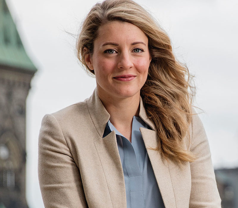 Mélanie Joly on throwing Canada's 150th birthday party