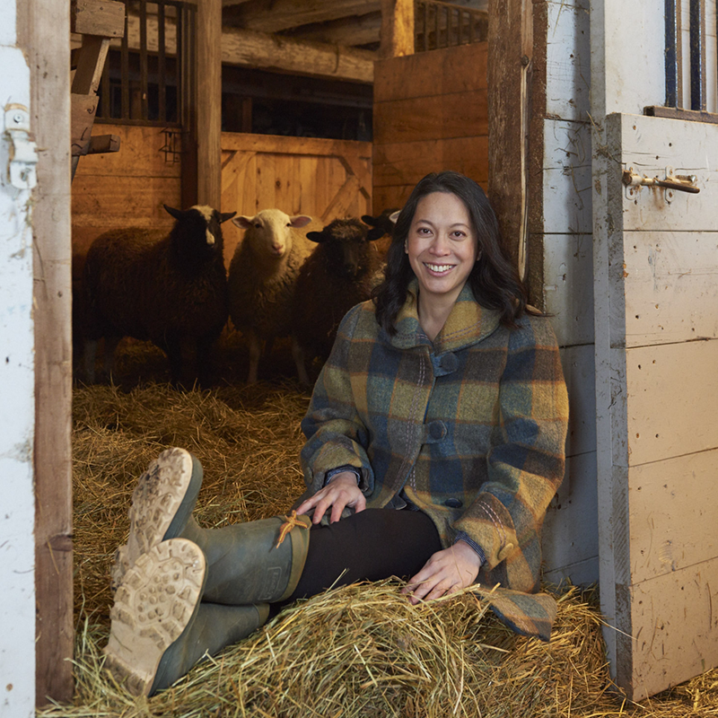 Why I traded my career in the city for life on the farm