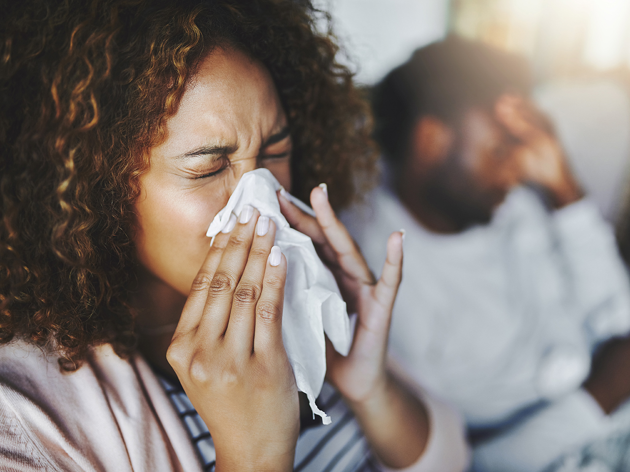 This Year's Flu Season Is Especially Bad — Here's How To Handle It