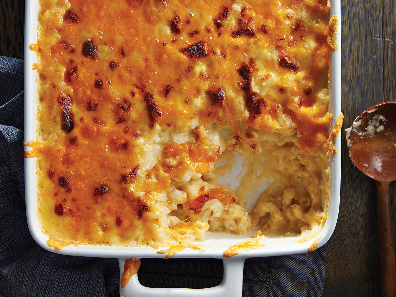 classic macaroni and cheese baked pasta recipe