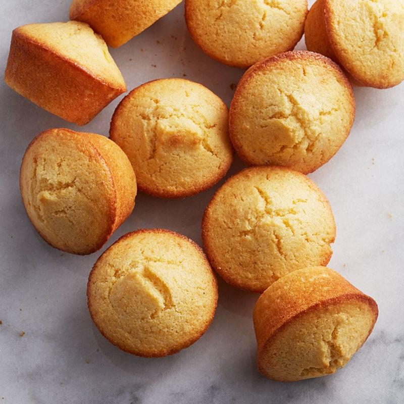 Ultimate cornmeal muffins
