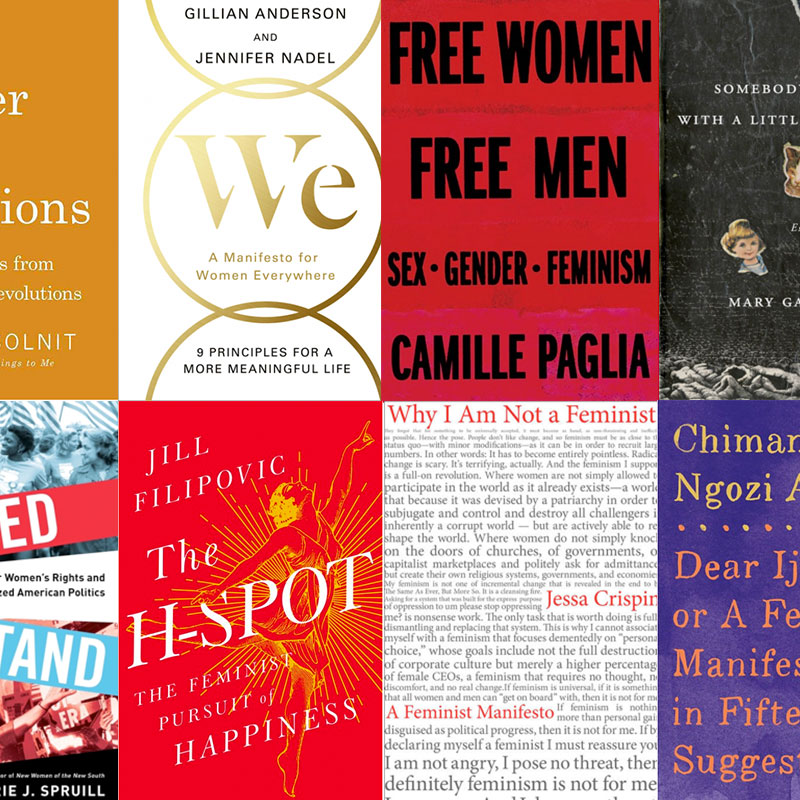 International Women's Day 2017: 9 new feminist books