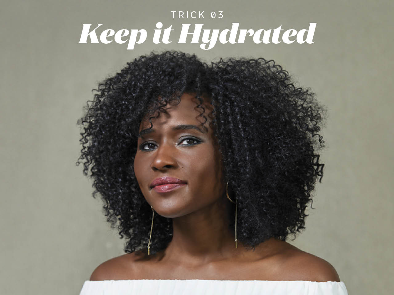 Hair Trick Hydrated