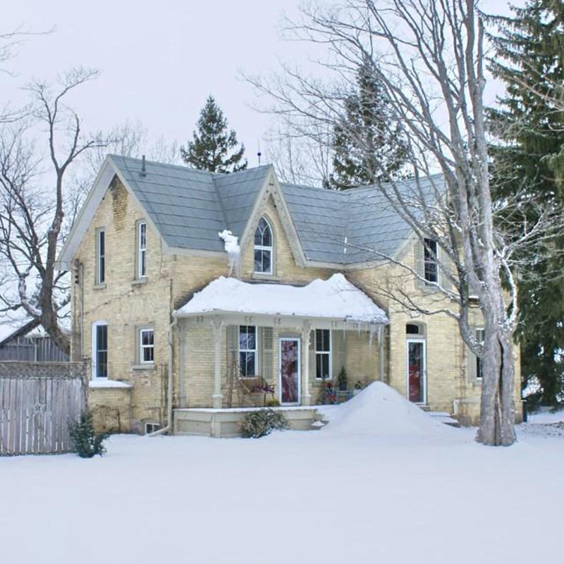 Farm real estate Canada