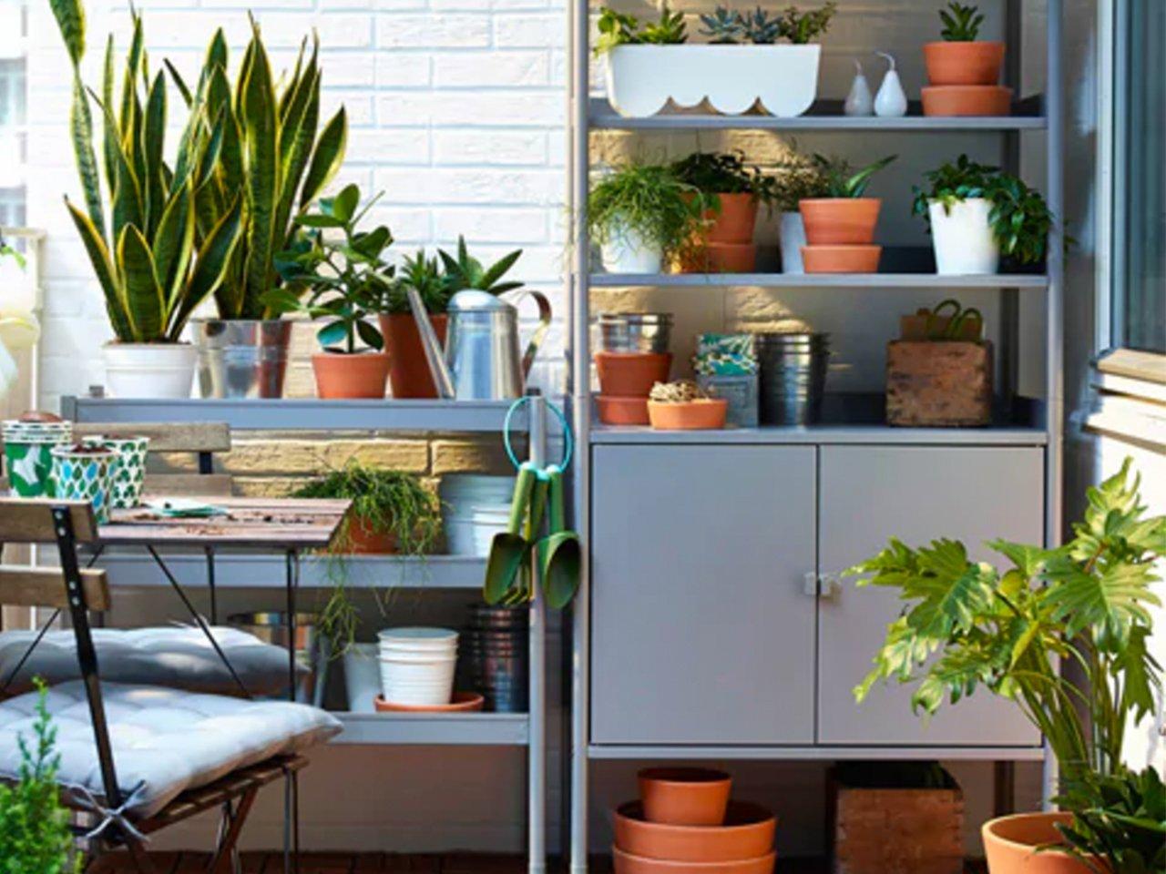 8 Easy Ways To Achieve A Beautiful Balcony Garden