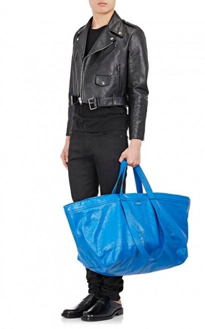 2ce0212ded Balenciaga Ikea shopping Tote