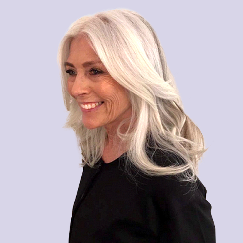 53 gorgeous grey hairstyles that will inspire you to ditch the dye