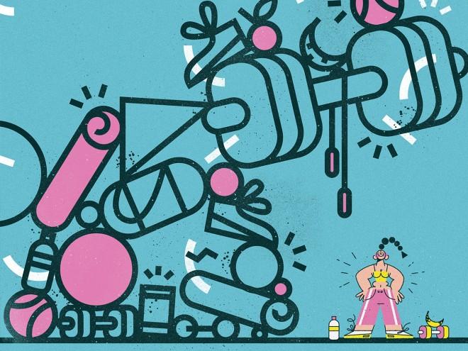 fitness motivation - spring fitness guide