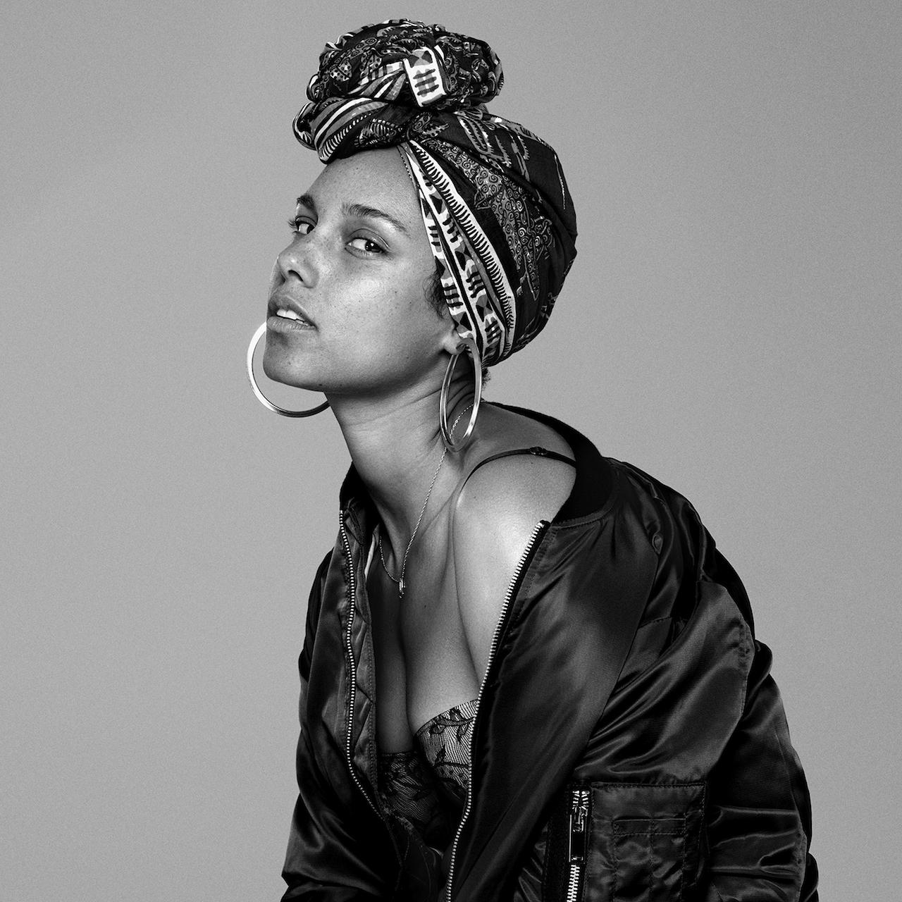 Alicia Keys on activism